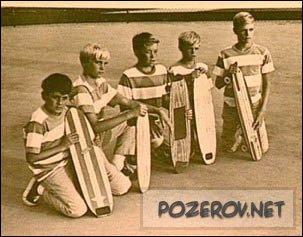 История скейтборд дизайнов: черепа и гондомы
