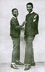 Ска и рокстеди периода rude-boys в лицах или кто есть кто в ямайской музыке шестидесятых.