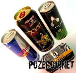 Вся правда об энерегетических напитках