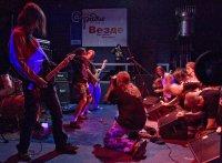Фотоотчёт с концерта в Grind-core концерта в Реакторе 22 августа