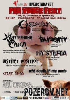 Pig Voice Fest