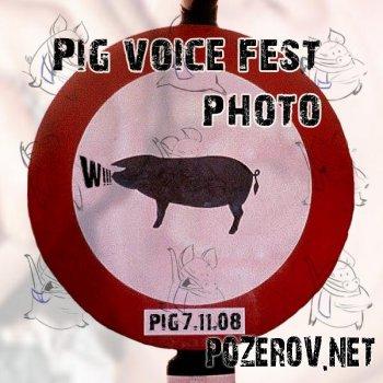 Pig Voice Fest: Фотоотчёт