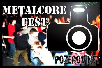 Metal Core Fest: Фотоотчёт