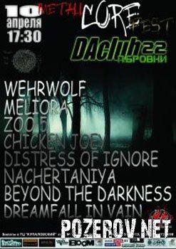 Metallcore - Fest