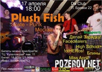 Plush Fish в Минске