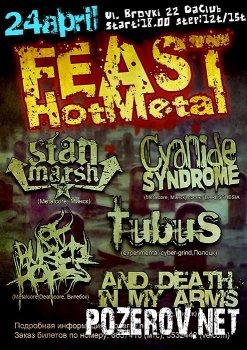 Feast Hot Metal