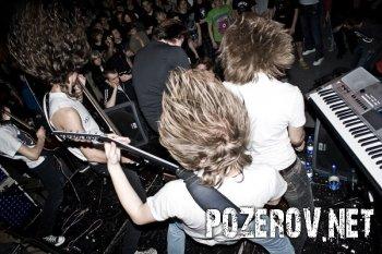 Фотоотчёт с концерта 8 апреля в DAclub