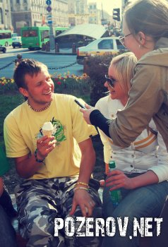 Яркие лица на улицах Минска