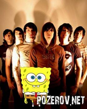 Alesana & Sponge Bob - Congratulations, I Hate You.