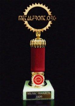 MetalFront Music Awards 2009 открывает новые имена
