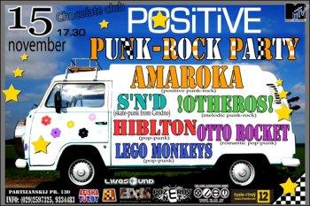 Positive Punk-Rock Party
