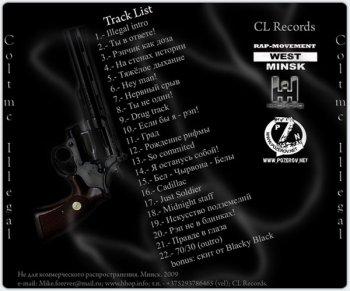 Colt MC — Illegal [2009]