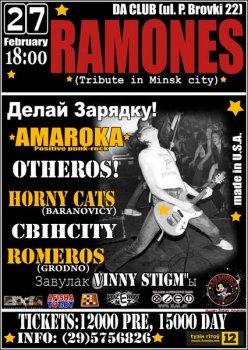 Tribute to Ramones