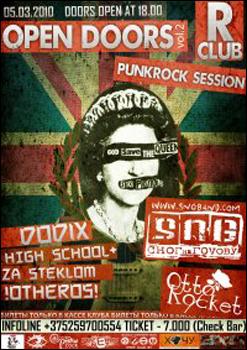 Open Doors Part. 2: Punk