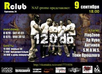 120 db в Минске