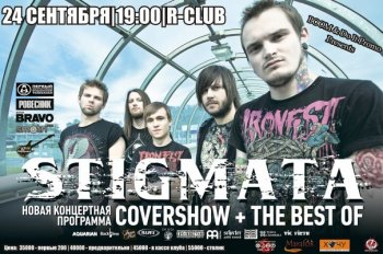 Stigmata: Covershow + the best of