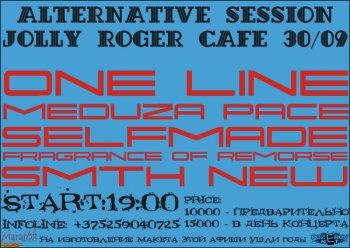 Alternative Session Jolly Roger Cafe