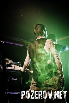 Stigmata в R-Club (Минск): Фото