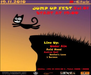 Jump Up Festival Vol. 1