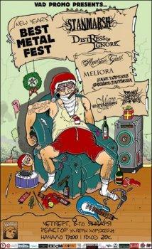 New Year's Best Metal Fest