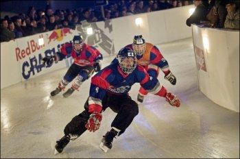 Red Bull Crashed Ice вызывает на бой!