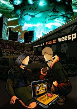 Weesp снимает клип: стань участником