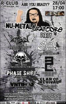 Nu-metal & Rapcore party
