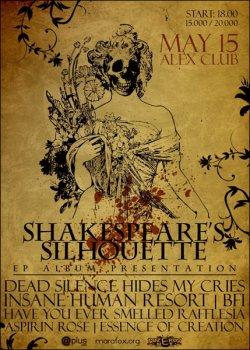 Shakespeare's Silhouette EP Presentation