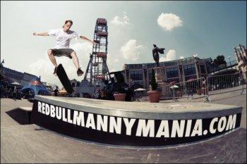 Red Bull Manny Mania