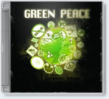 Green Man — Green Peace [EP]