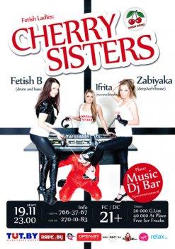 Cherry Sisters @ Music DJ Bar