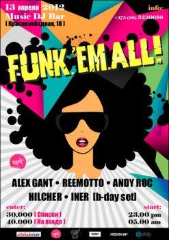 Funk *Em All!