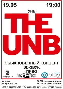 Обыкновенный концерт группы The UNB