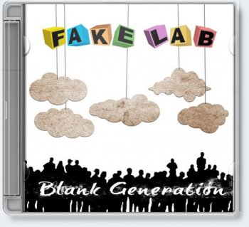 Fake Lab — Blank Generation (EP, 2012)