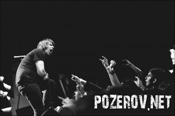 Silverstein в Минске: Фото