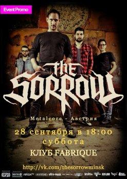 The Sorrow в Минске