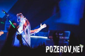 Amorphis в Минске: Фото