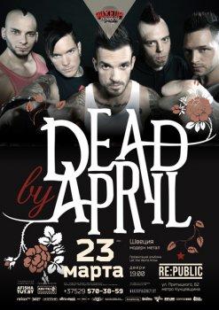 Dead by April с презентацией альбома в Минске