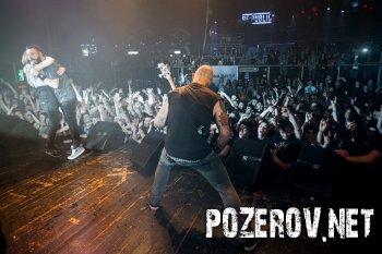 Caliban в Минске: Фото