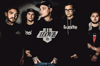 The Amity Affliction в Минске