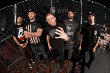 Hatebreed в Минске