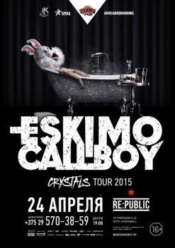 Eskimo Callboy в Минске