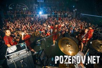 Distemper в Минске с концертом в честь 25-летия: Фото