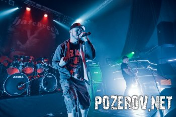 Hatebreed в Минске: Фото
