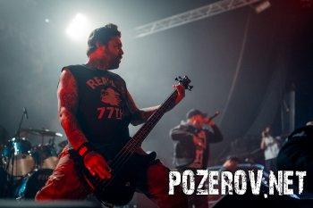 Hatebreed в Минске: Фото
