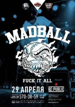 Madball в Минске