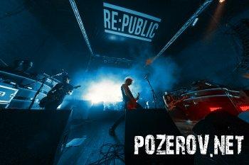Концерт Anti-Flag в Минске: Фото