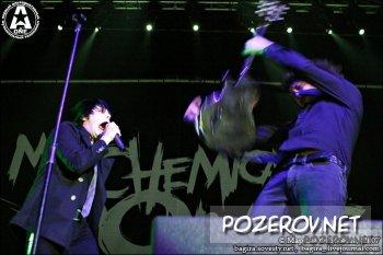 My Chemical Romance в Москве. Отчёт + немного о группе