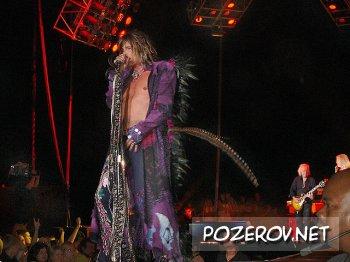 Aerosmith в Москве!!!