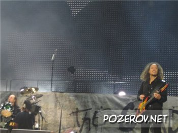 Metallica в Москве 18.07.07!